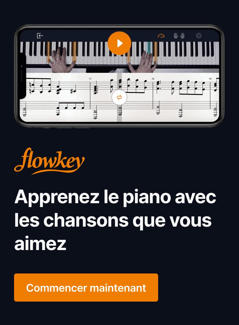 Bannière flowkey